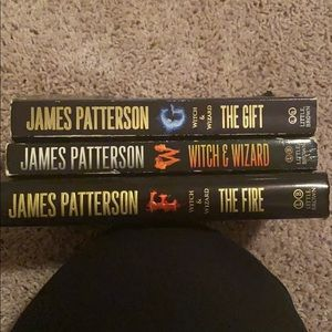 Witch & Wizard (1st 3 of 5 books) James Patterson
